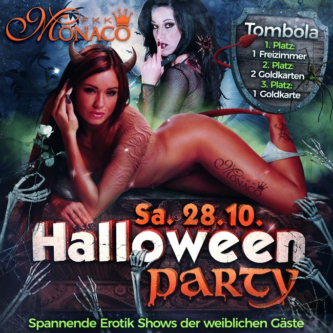 28.10.: Halloween Party
