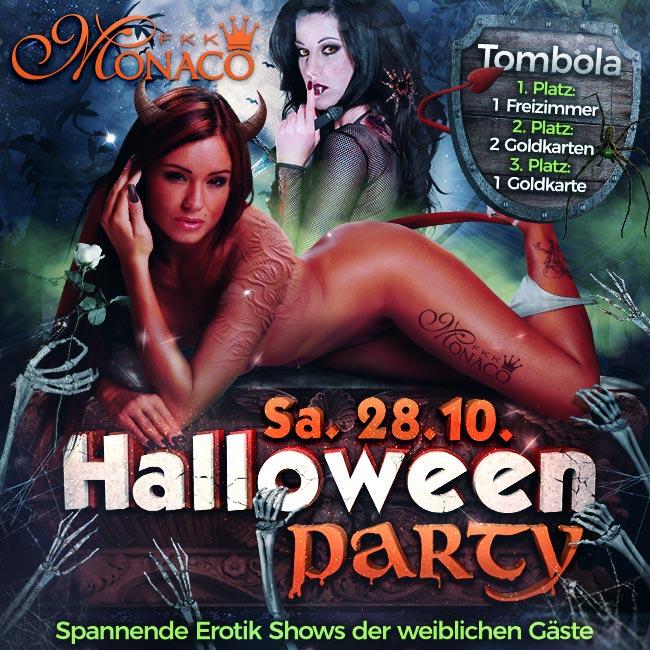 28.10.: Halloween Party